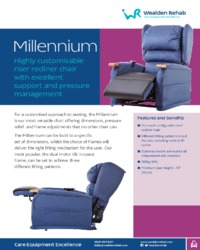 WealdenRehab_Product_Sheet_Millennium.pdf