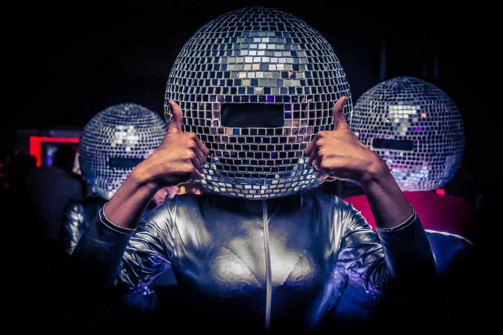 How To Make A Disco Ball At Home
