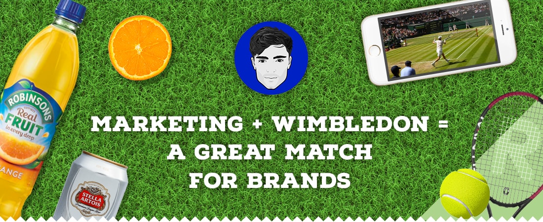 Marketing & Wimbledon - A great match for brands