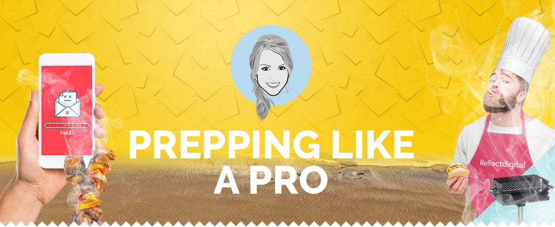 Email prepping like a pro