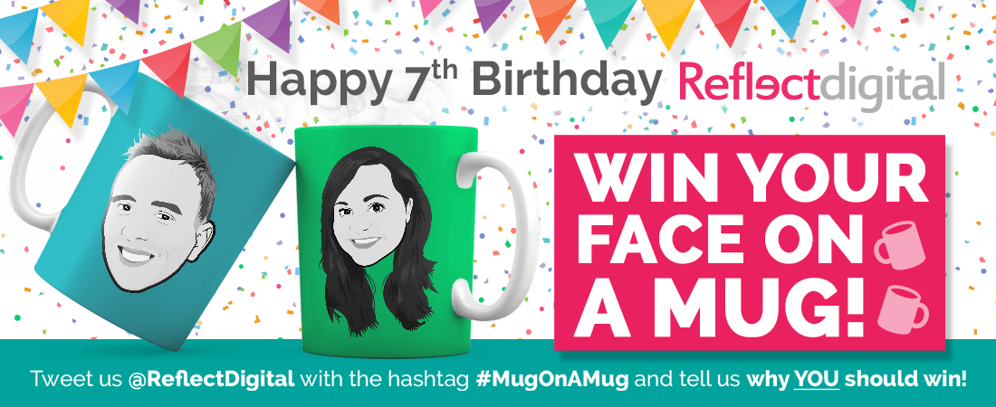 Win your #MugOnAMug