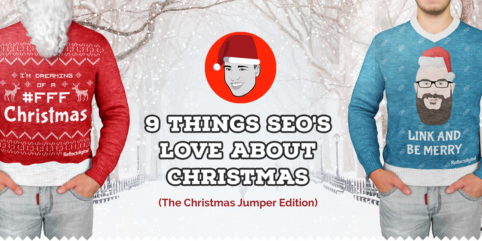9 things SEO's love about Christmas