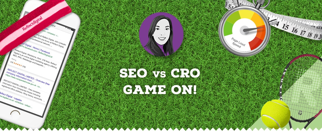 Search engine optimisation vs conversion rate optimisation