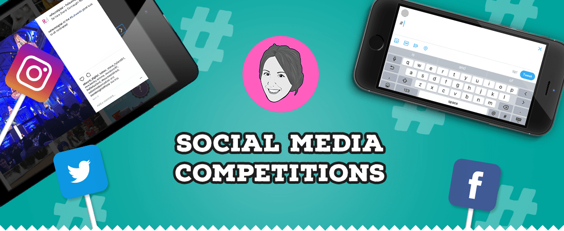 Benefits of a social media competition