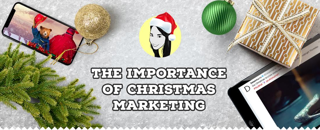 The importance of Christmas marketing