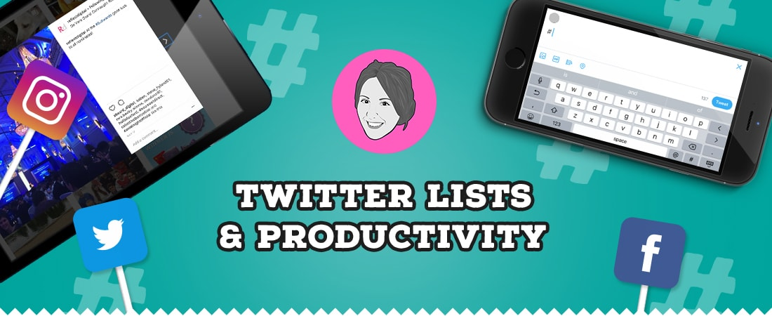 Twitter lists and productivity