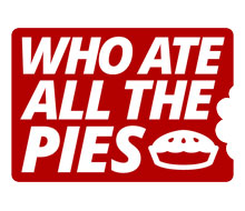 Who Eat All The Pies Logo
