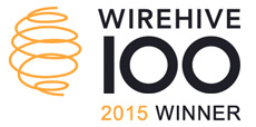Wirehive 100 Winner 2015