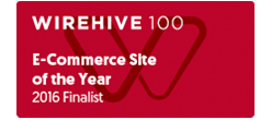 Wirehive Nomination ecommerce 2016