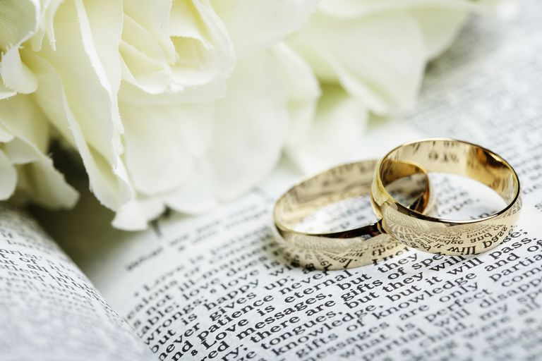 When is a marriage not a marriage?