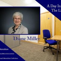 A Day In The Life of Diane Miller