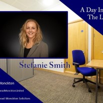A Day In The Life of Stefanie Smith