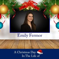 A Christmas Day In The Life of Emily Fermor