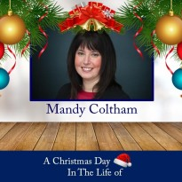 A Christmas Day In The Life of Mandy Coltham