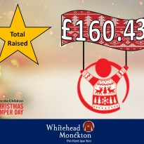 Christmas Jumper Day Total Raised