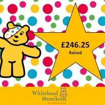 Record amount raised for Children in Need 2019