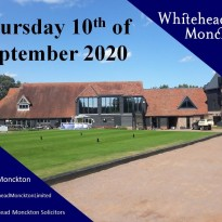 Charity Golf Day 2020