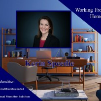 Working From Home With Kerin Speedie