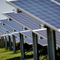 Britain's biggest solar farm
