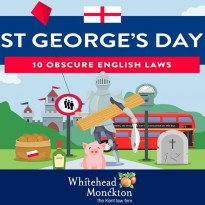 Obscure English laws – are you in breach?