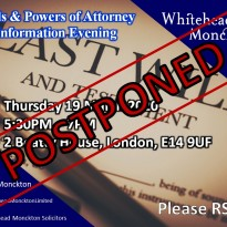 Wills & Powers of Attorney Information Evening