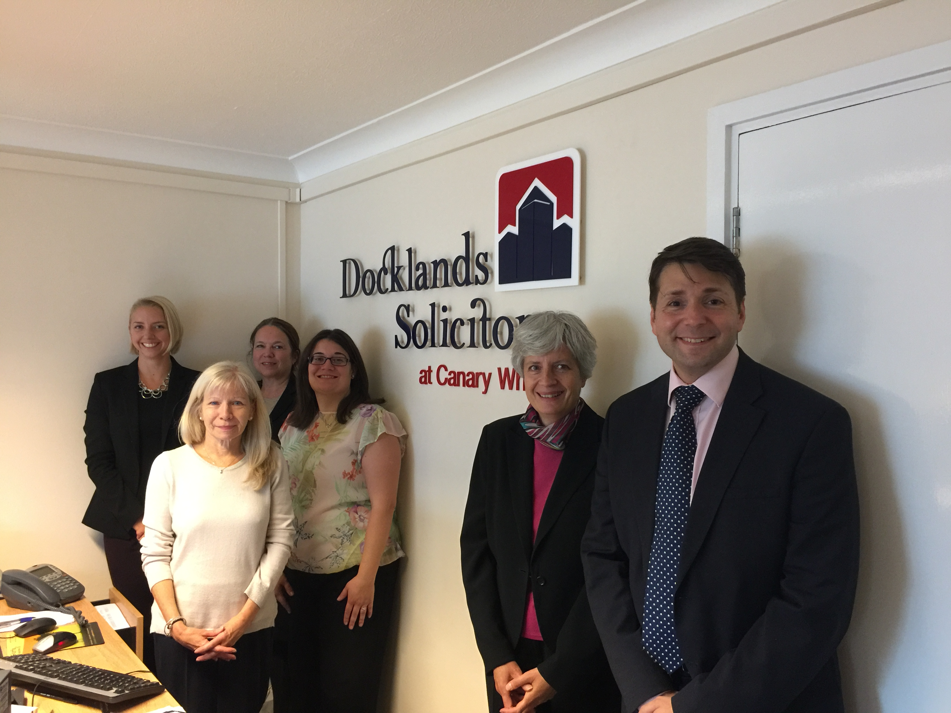 Docklands Solicitors joins the Whitehead Monckton team