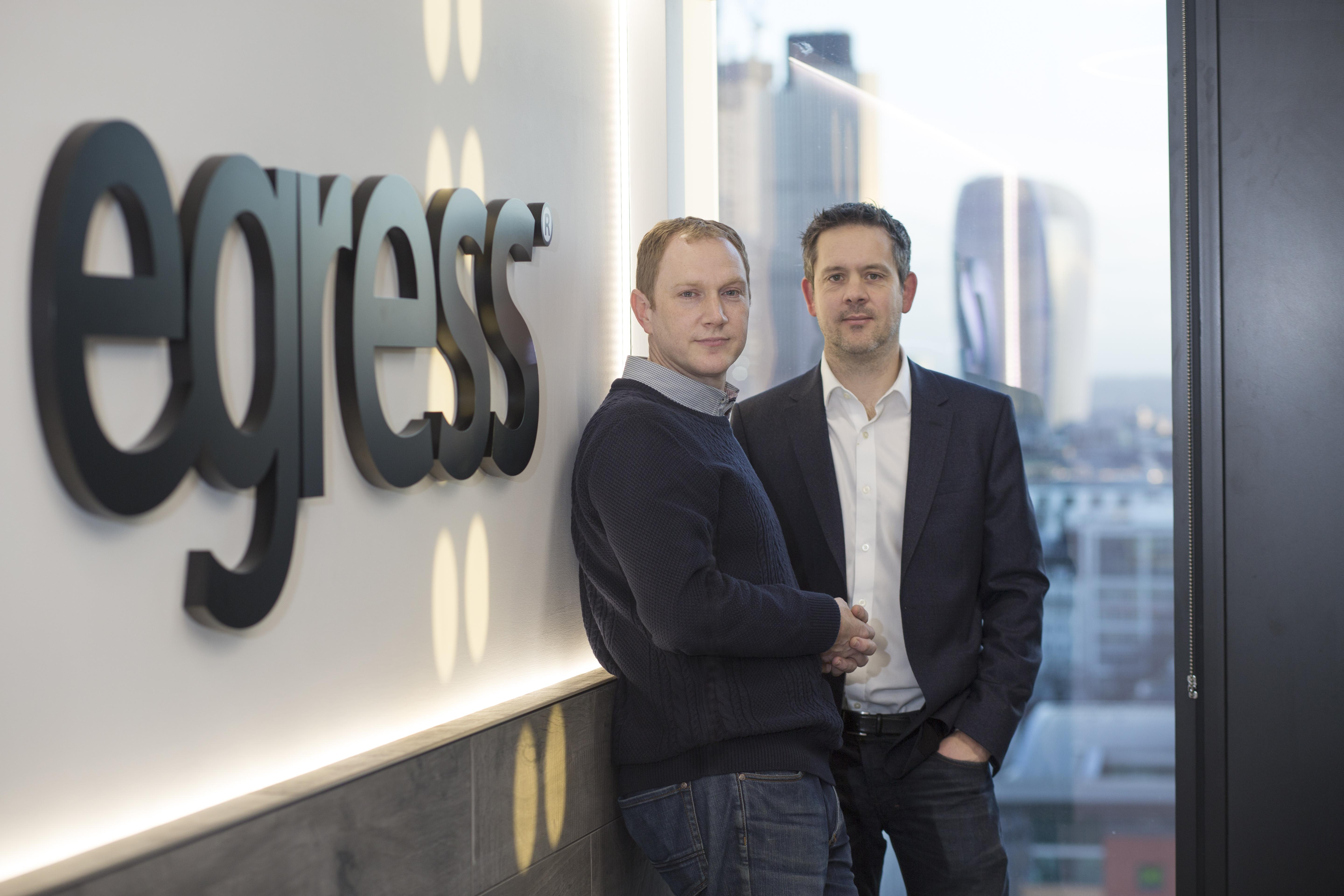 Egress secures $40m growth equity funding led by FTV Capital