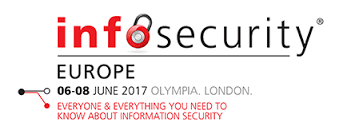 6th - 8th June 2017 - Egress exhibiting and presenting at Infosecurity Europe 2017