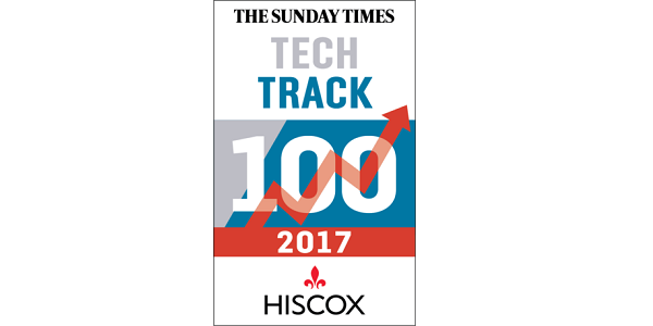 Egress Software Technologies recognised as one of Britain's fastest growing tech firms by the Sunday Times