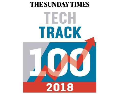 Egress Software Technologies listed in the 2018 Sunday Times Hiscox Tech Track 100