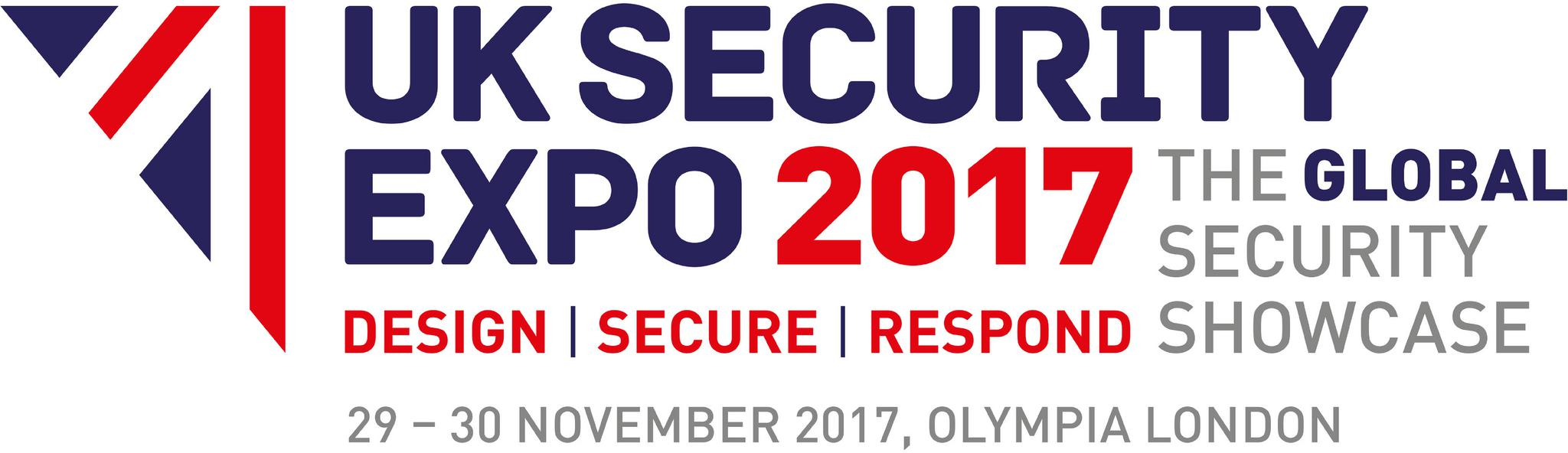 29th – 30th November 2017 – Egress exhibiting and sponsoring at the UK Security Expo 2017