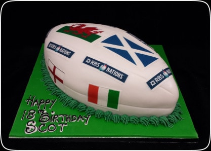 Click here to order from Celtic Cakes