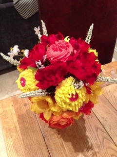 Cupcake Bouquet from Carly Lawrence Cakes