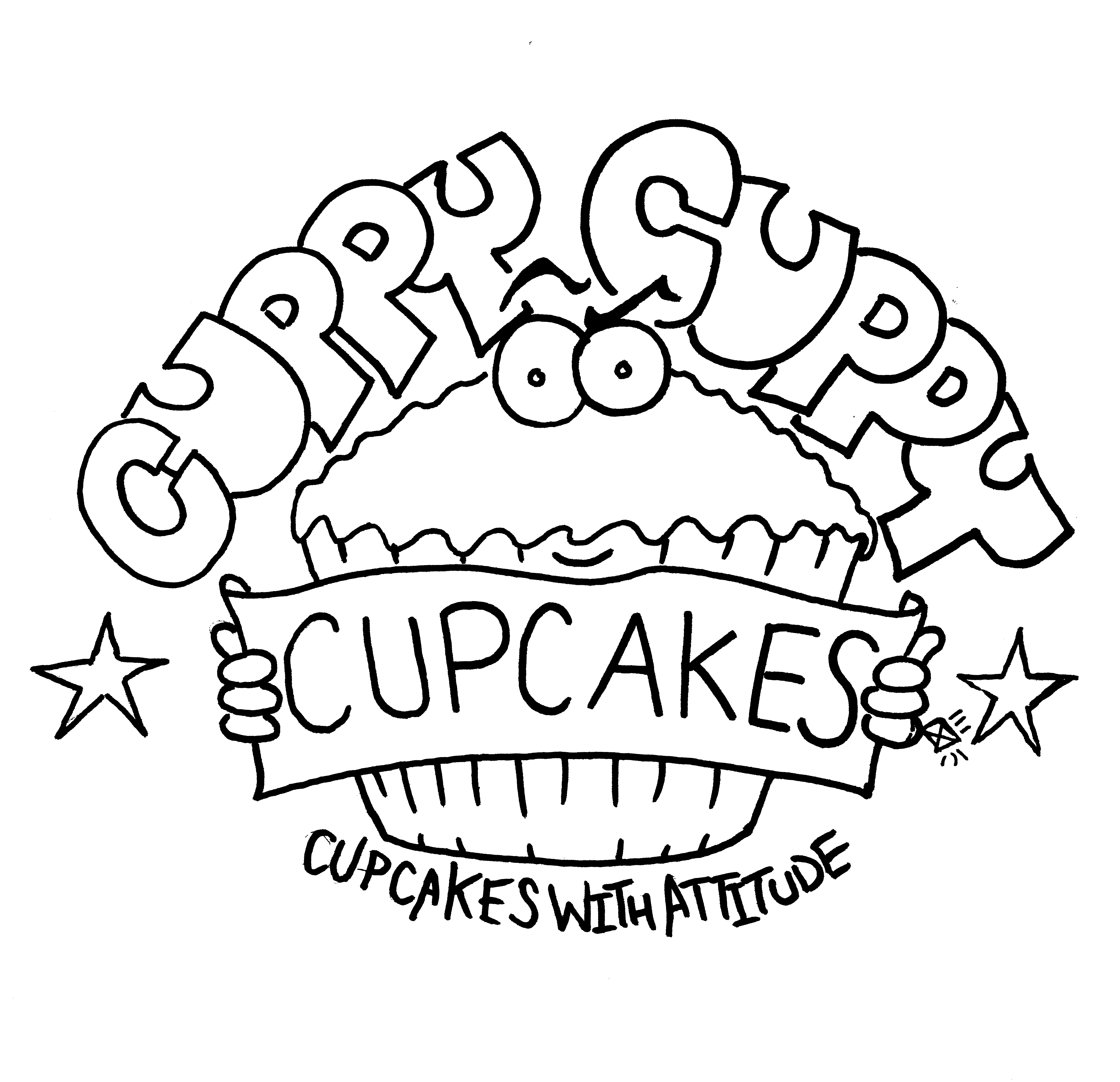 Cuppy Cuppy Cupcakes