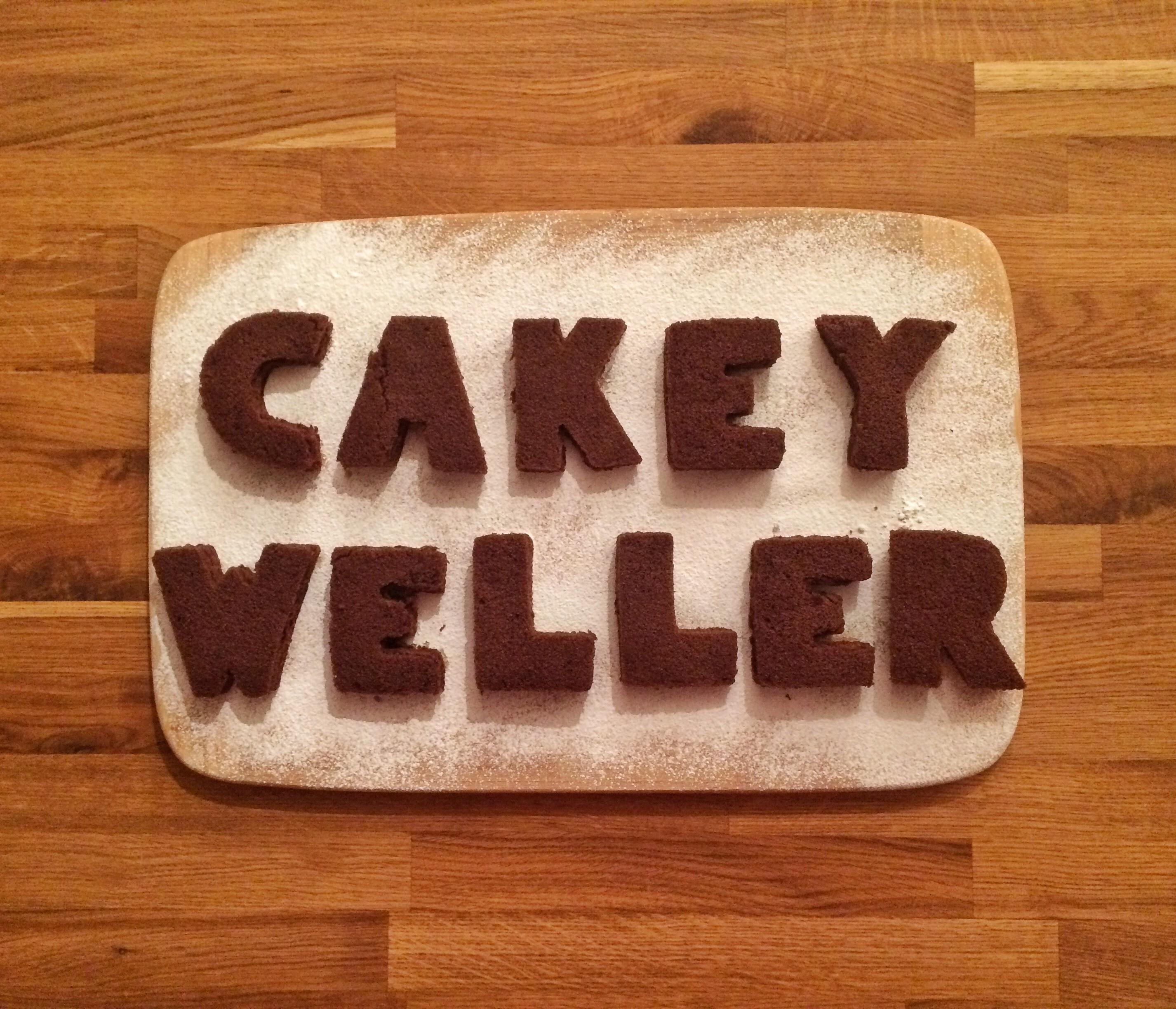 Cakey Weller