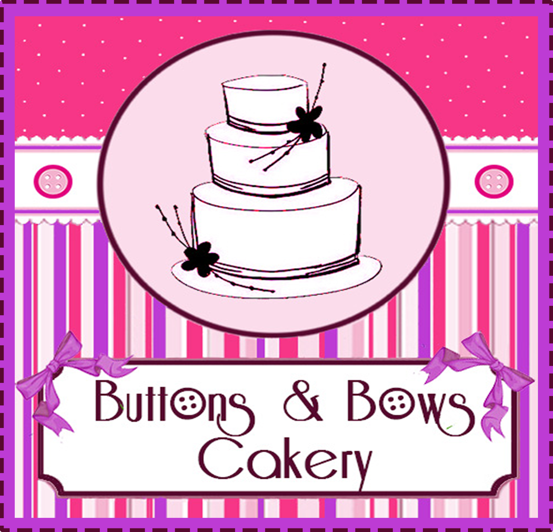 Buttons & Bows Cakery
