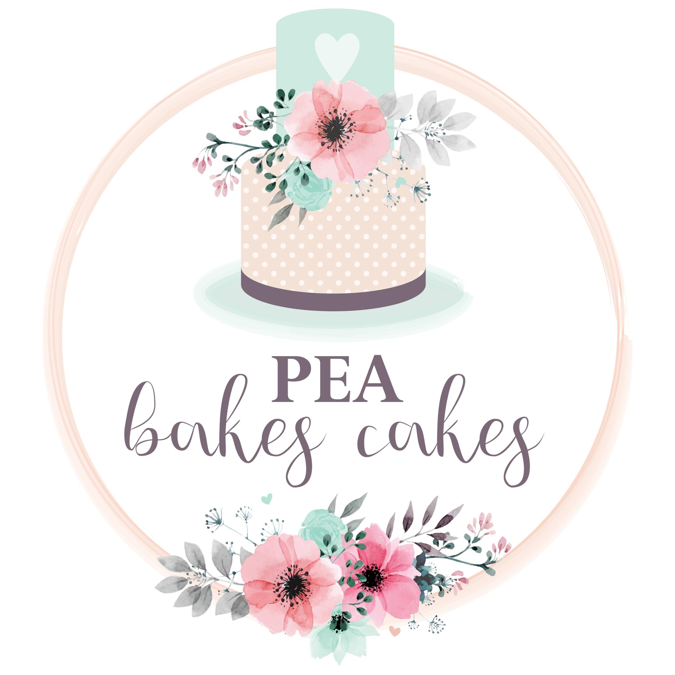 Pea bakes cakes