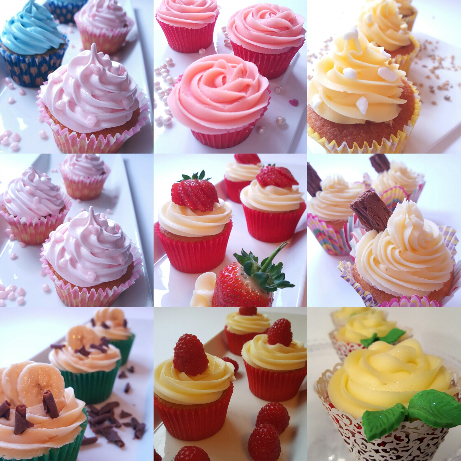 Sticky and sweet cupcake co