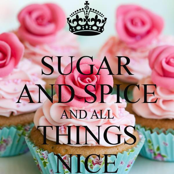 Sugar & Spice and All Things Nice