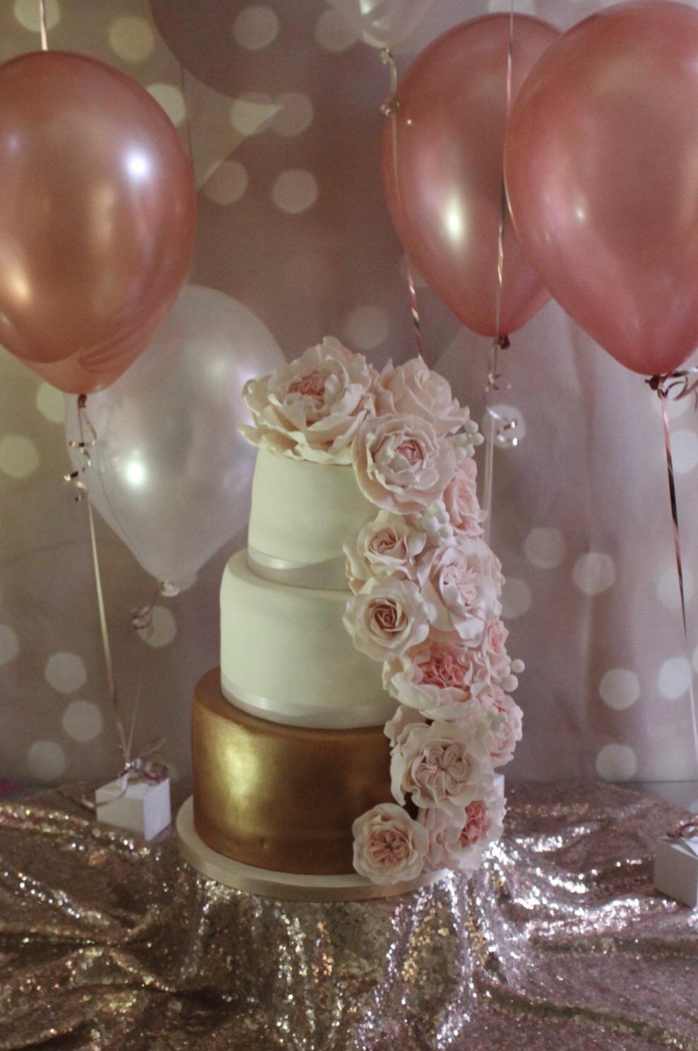Lady Eleanor's Cakes