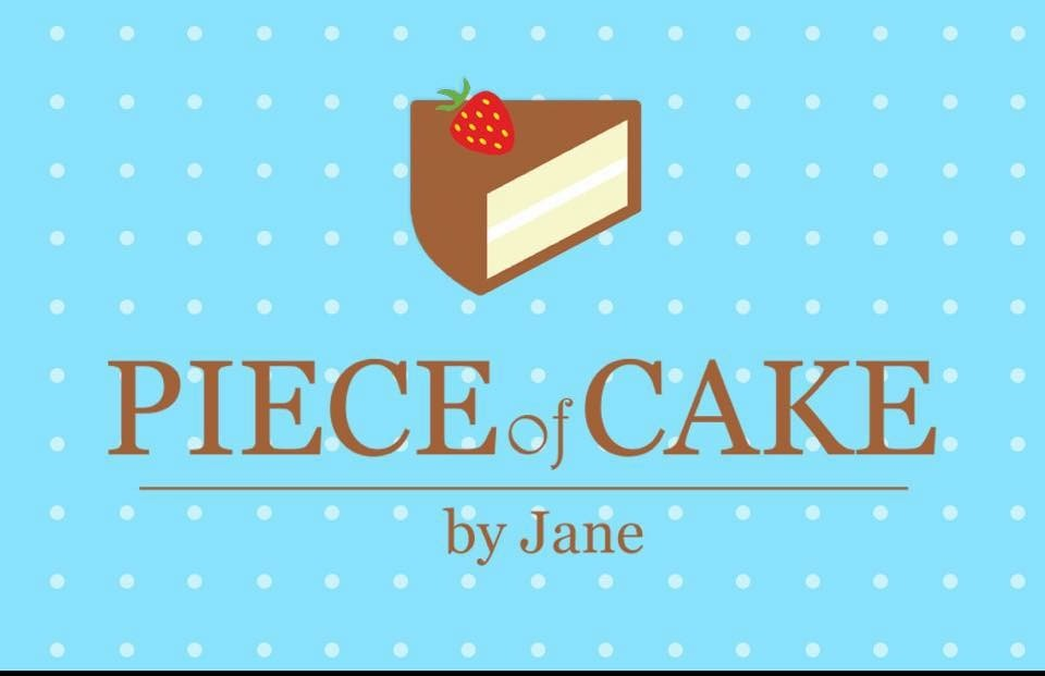 Piece of cake by Jane
