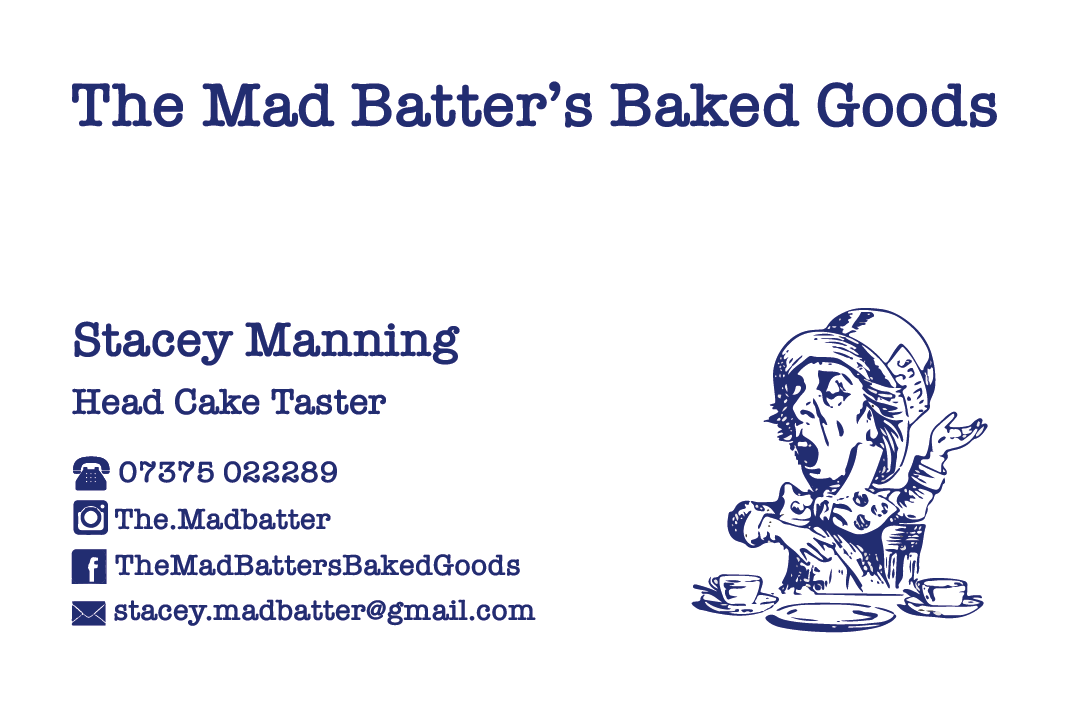 The Mad Batter's Baked Goods