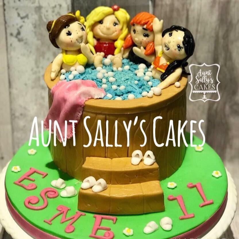Aunt Sally's Cakes