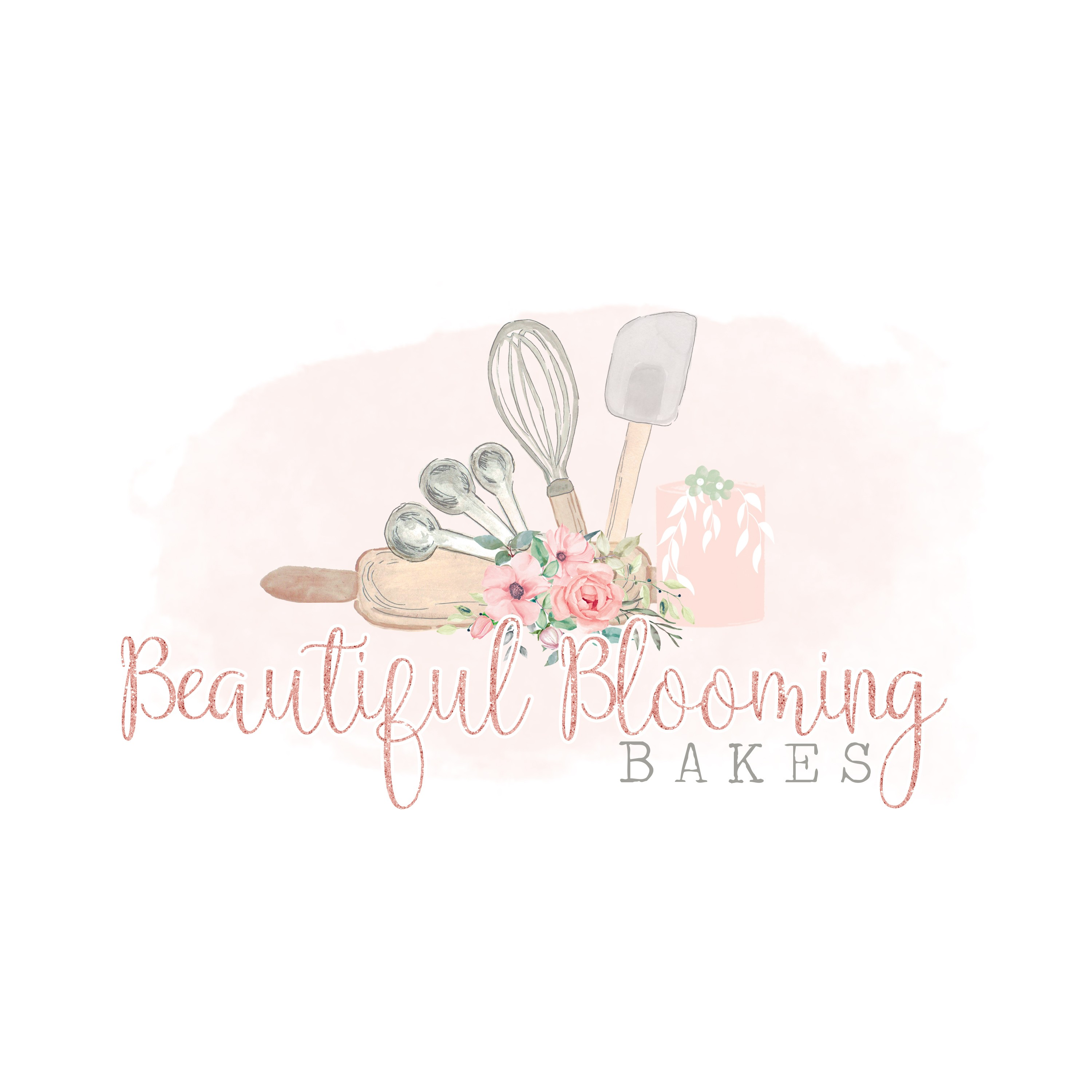 Beautiful Blooming Bakes