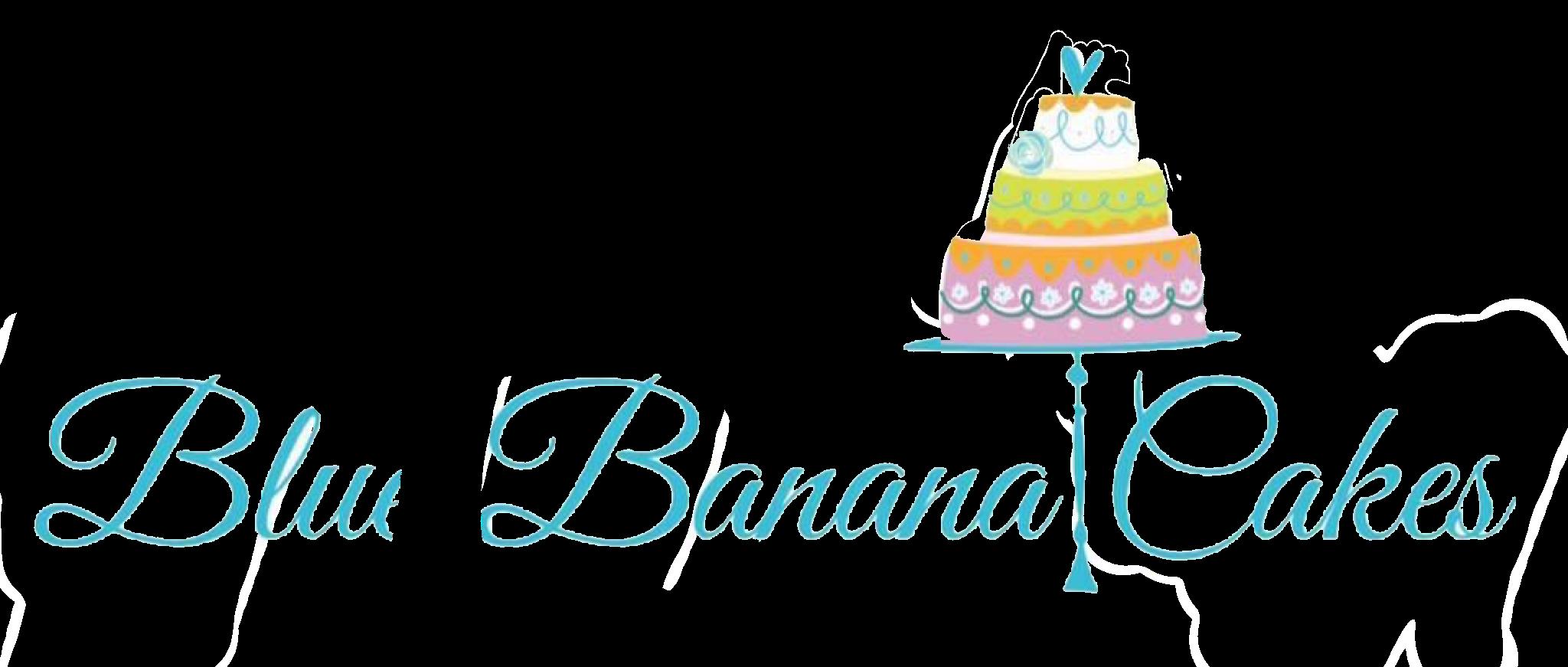 Blue Banana Cakes