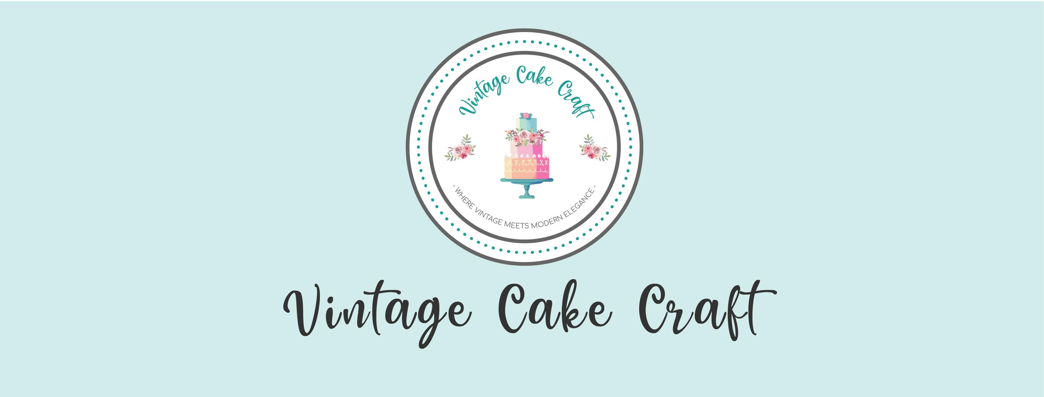 Vintage Cake Craft