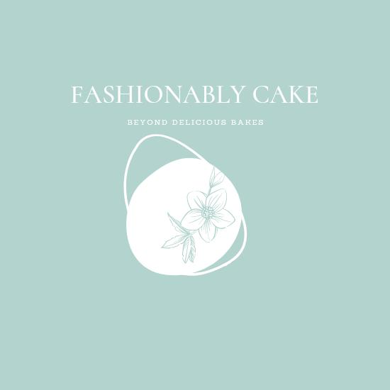 Fashionably Cake