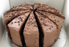 Chocolate cake from Berkson Bakes