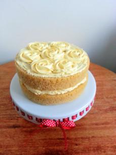 Cake from Vegan Gluten free baking