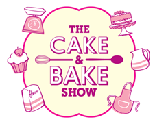 Image of cake and bake logo
